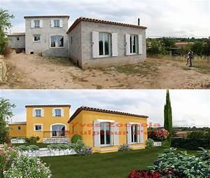decoration de jardin et relooking de maison With exemple de jardin de maison