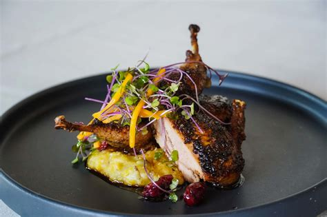 Recipe: Chef Gerard Thompson's Grilled Quail - The ...