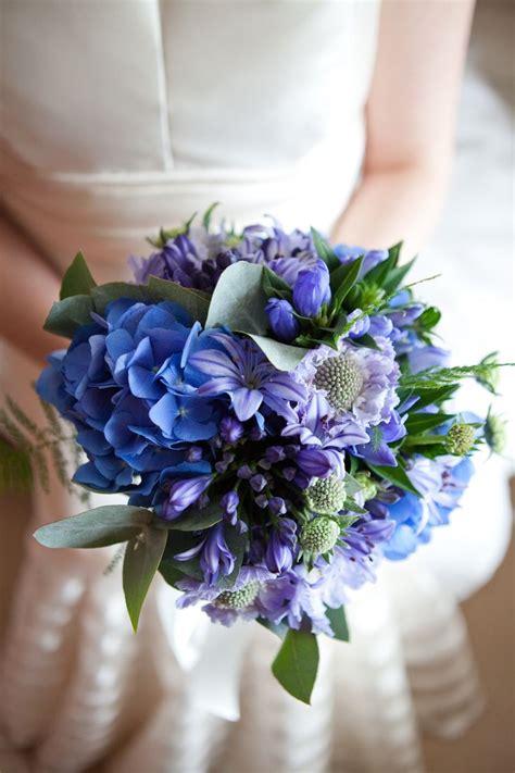 blue wedding bouquets ideas  pinterest blue