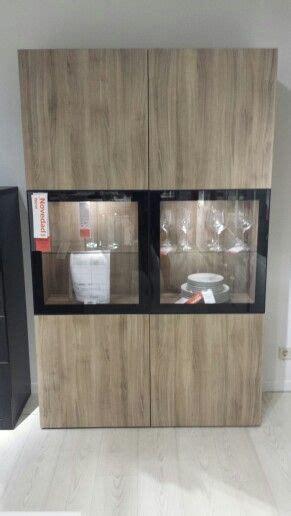 coleccion besta ikea vitrina comedor aparador
