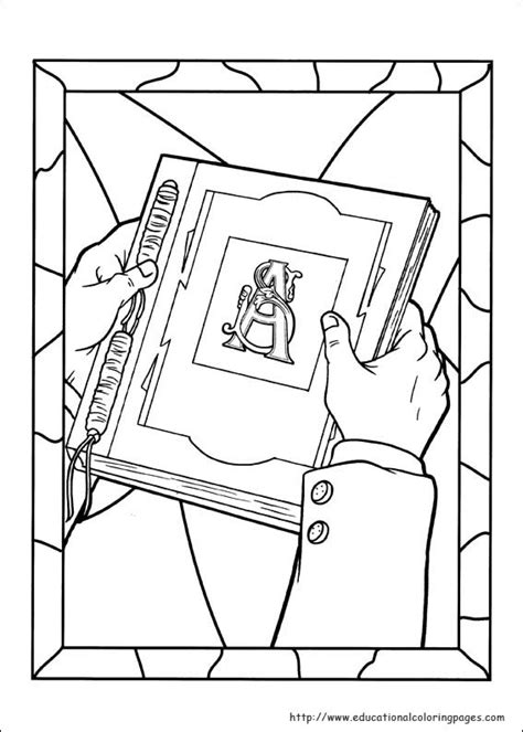 spiderwick coloring pages educational coloring 446 | spiderwick 09