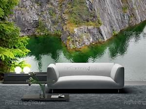 Poster Mural Nature : wall murals posters lake mcp1133en ~ Teatrodelosmanantiales.com Idées de Décoration