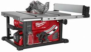 The World U0026 39 S First 18v Cordless Table Saw