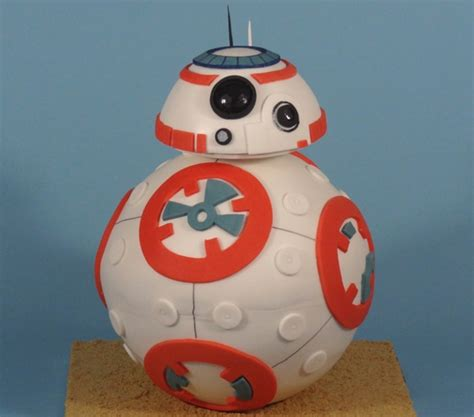 star wars template cake exclusive how cake rush bakery created the star wars bb 8