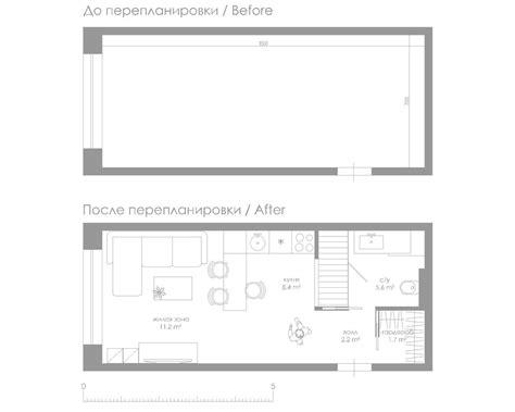 apartment layout design small 29 square meter 312 sq ft apartment design