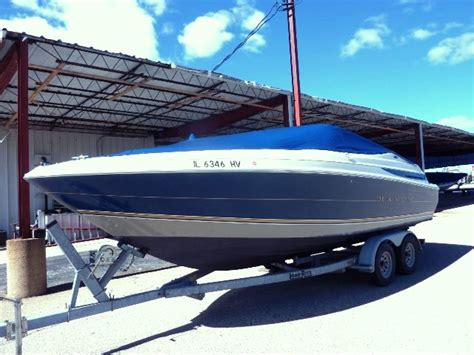 Maxum Boat Trailer Fenders by Maxum Runabouts Brokerage2300 Sr Boattest