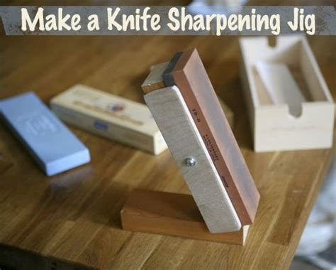 Kitchen Knife Sharpening Jig by How To Make A Knife Sharpening Jig Survival Tactical