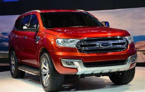 ford everest spec philippines