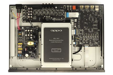 Oppo Udp203 4k Uhd Bluray Player Review The Best We've
