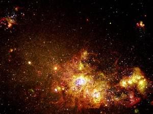 Free desktop wallpaper, Deep space