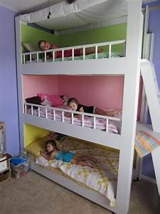 15 colorful kids bunk bed ideas house design and decor for Bunk bed decorating ideas kids