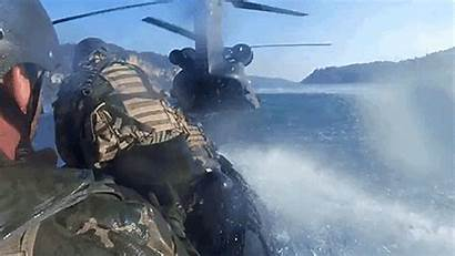 Boat Chinook Special Forces Gobble Miscellaneous Submerged