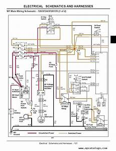 X720 John Deere Fuse Block Diagram  U2013 Shelectrik Com