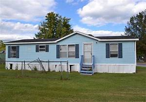 3 bedroom double wide mobile home – Bedroom at Real Estate