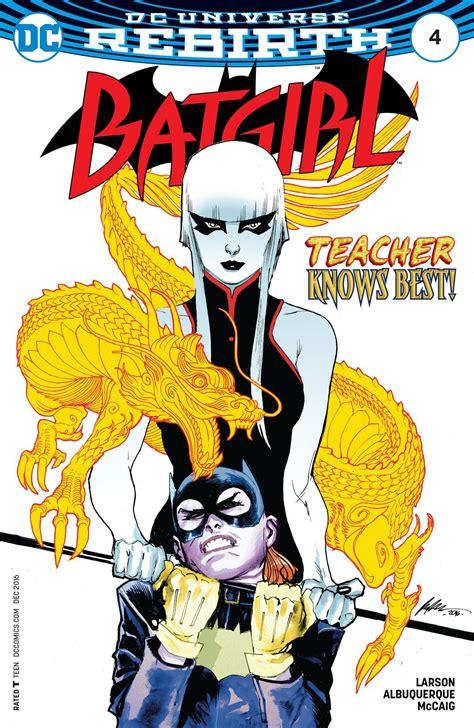 batgirl vol   dc  fandom powered  wikia