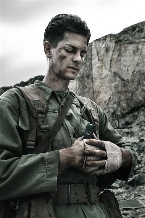 The character that we meet here is pure, unalloyed hero. Why You Should Watch Hacksaw Ridge ~ The Fangirl Initiative