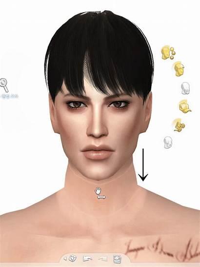 Sims Sliders Mods Slider Ultimate Neck Extra