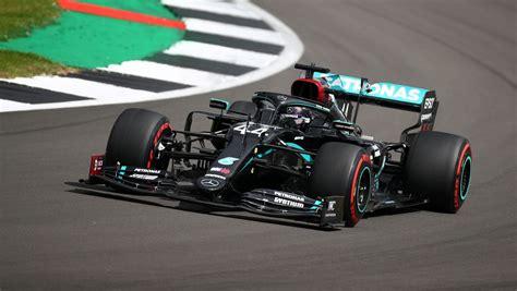 Erfahre hier alles über die formel 1: Formel-1-Qualifying in Silverstone: Lewis Hamilton holt ...
