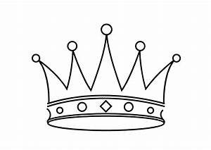Princess Crown To Color - ClipArt Best