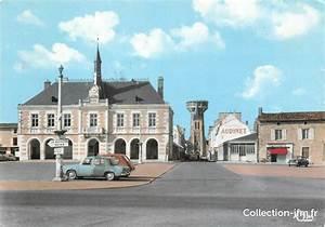 Neuville Du Poitou : cpsm france 86 neuville du poitou la place joffre 86 vienne autres communes 86 ref ~ Medecine-chirurgie-esthetiques.com Avis de Voitures