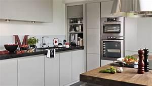 Darty Cuisine équipée : frigo americain dans cuisine equipee cuisine equipee ~ Premium-room.com Idées de Décoration