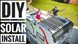 Explorist Life  U2013 Diy Solar Install  U0026 Tutorial
