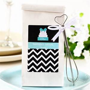 personalized bridal shower cookie mix favor With beau coup wedding shower favors