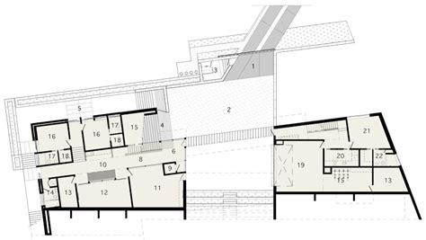 genius floor plan genius loci bates masi architects houses
