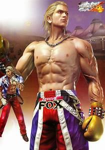Steve Fox Tekken