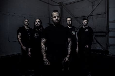 Los Angeles Metallers Bad Wolves Release Single 'toast To