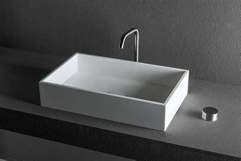 lavabi corian lavabi in corian cube