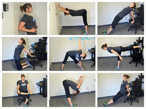 how to exercise at your desk how often should i do prehab rehab bicep
