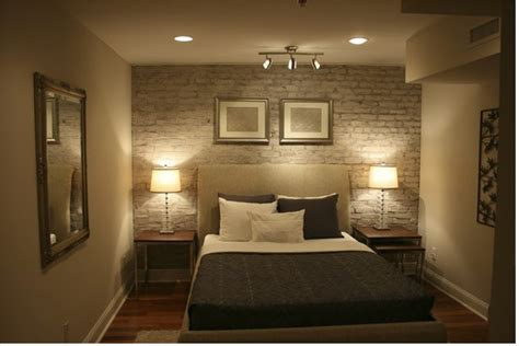 Simple bedroom without windows  the utility closet