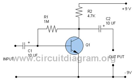preamplifier circuit diagram hp photosmart printer
