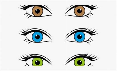 Eyes Ojos Clipart Eye Brown Dibujo Cartoon