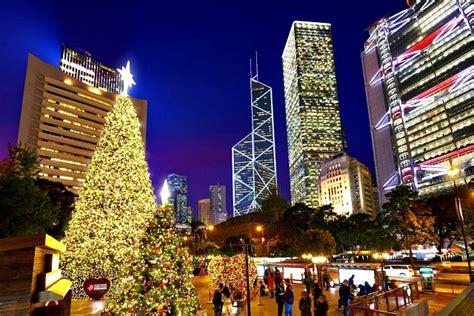 2018 Hong Kong Christmas Events