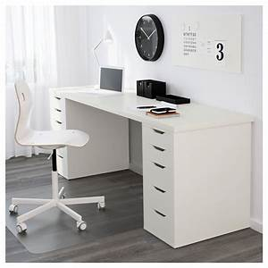 linnmon table top white legs and spaces With white desk with drawers buying guides