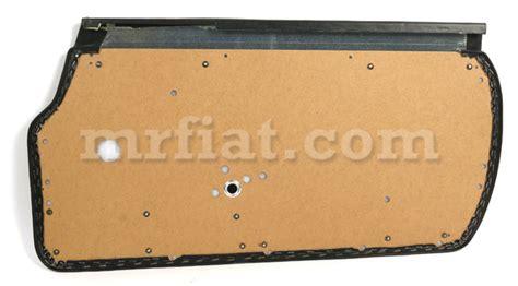 Mr Fiat by Fiat 124 Spider Black Door Panels Set New Ebay
