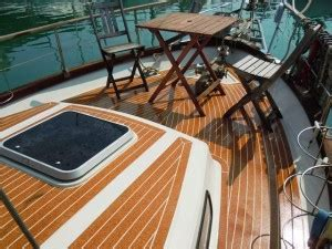 Cork Decking for Boats   SeaCork