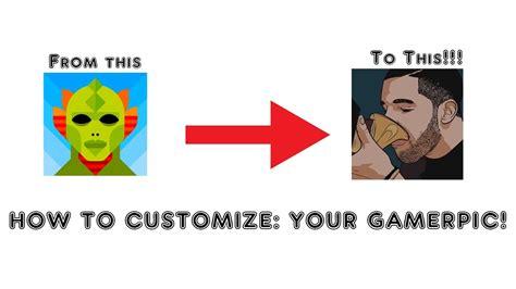 Custom Gamerpic On Xbox 1 How To Youtube