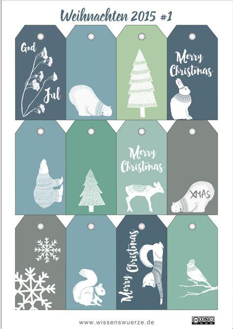 geschenkanhänger weihnachten ausdrucken geschenkanh 228 nger druckvorlagen f 252 r ihr weihnachtsgeschenk