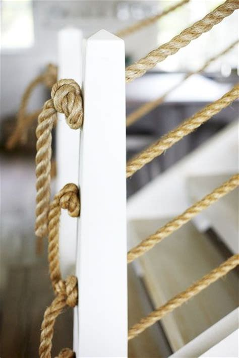 Treppe Handlauf Seil by 20 Best Rope Stair Rail Images On Banisters