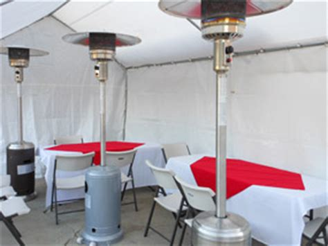 balloon archespartyrentals tents patioheaters tables