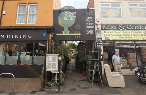 Kitchen Garden Cafe Moseley by Why This Heath Road Has Become One Of The Coolest In