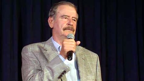 Former Mexican President Vicente Fox in Palo Alto to ...