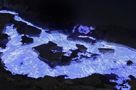 Kawah Ijen Volcano Bing Wallpaper Download