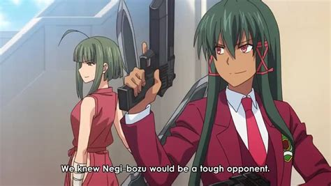Uq Holder Episode 9 Spoilers What Important Is Yukihime Uq Holder Episode 12 Subbed Uq