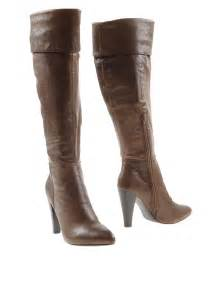 s boots nine nine boots in brown lyst