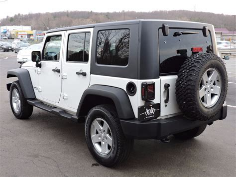 jeep wrangler automatic used 2010 jeep wrangler unlimited islander at auto house