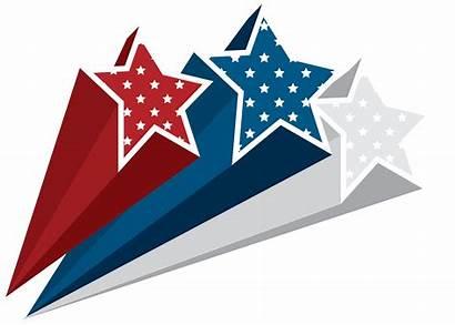 Stars 4th July Usa Clipart Flag Decoration
